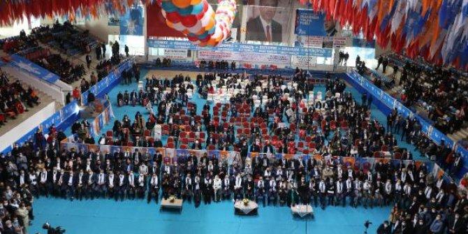 AK Parti Hakkari 7'nci Olağan Kongresi yapıldı