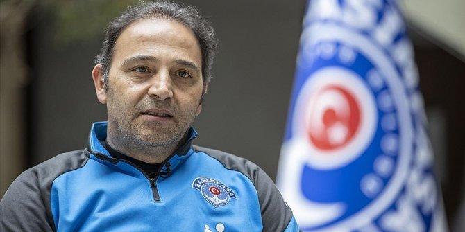 Kasımpaşa Teknik Direktörü Çapa: Türk futbolunu yönetenlerin Avrupa umurunda değil