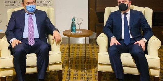 Türk Konseyi Genel Sekreteri, Azerbaycan Cumhuriyeti Dışişleri Bakanı ile görüştü
