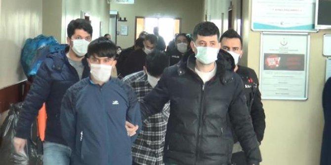Şanlıurfa'da cinayet şüphelisi 5 kişi tutuklandı