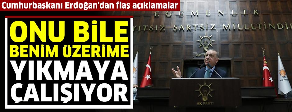 Cumhurbaşkanı Erdoğan: Cumhur İttifakı teröristleri inlerinde bitire bitire yoluna devam edecek