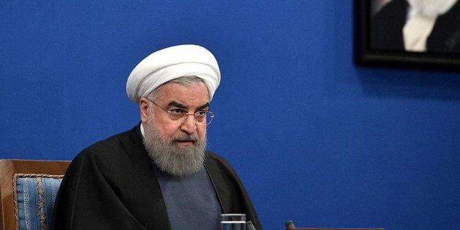 İran Cumhurbaşkanı Ruhani: ABD'nin yeni yönetimi ekonomik terörü durdurmalıdır