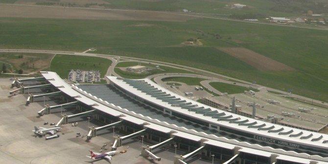 Esenboğa Havalimanı'nın yanı başındaki dev arazi, ekim için kullanılacak