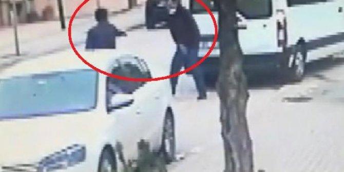 'Yol verme' nedeniyle tartıştığı sürücüyü tabancayla vurdu; rahat tavırlarıyla dikkat çekti