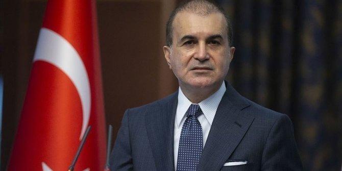 AK Parti'li Çelik: Vatandaşlarımızın mezarlarına el uzatan barbarlar, hukuk önünde hesap verecekler