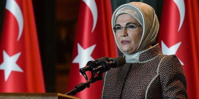 Emine Erdoğan: 28 Şubat'ta gencecik insanların hayalleri ideolojik kurşunlarla delik deşik edildi