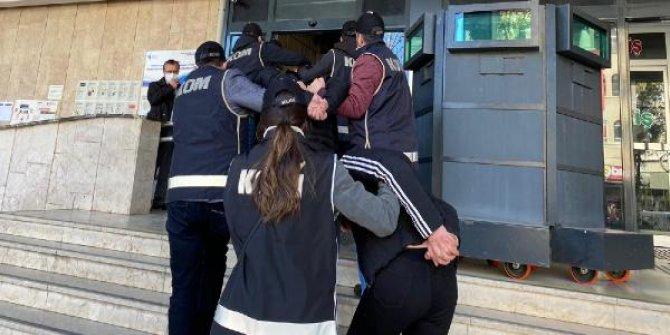 Malatya'da suç örgütü operasyonuna 15 tutuklama