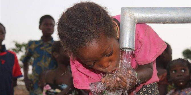 Cansuyu Derneği Burkina Faso'da 20 su kuyusunu hizmete açtı
