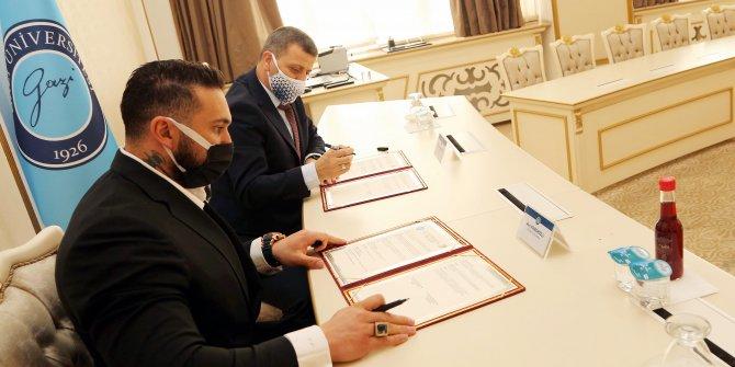 EGO Spor Kulübü ile Gazi Üniversitesi arasında işbirliği anlaşması imzalandı