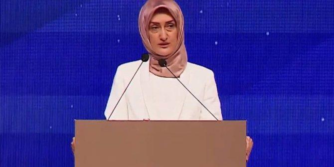 KADEM Başkanı Gümrükçüoğlu 'Kadın Haklarına Dair İlkeler Bildirgesi'ni açıkladı
