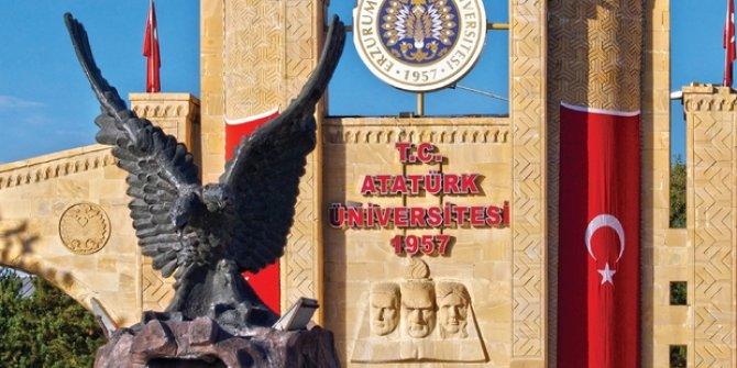 Erzurum Atatürk Üniversitesi, akademisyen alacak