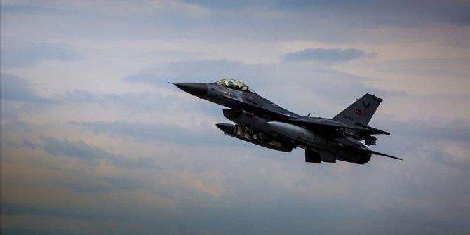 MSB duyurdu! Kuzey Irak'a hava harekatı