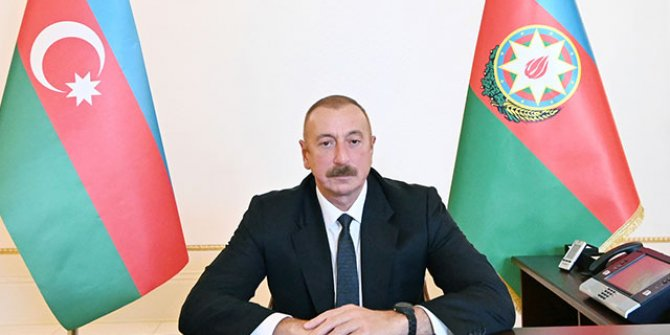 Aliyev'den Erdoğan'a '15 Temmuz' mesajı