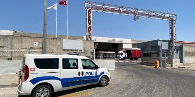 Nazilli'de selüloz fabrikasında patlama