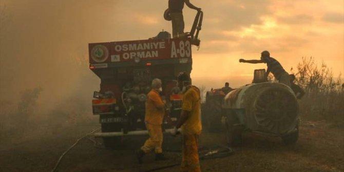 Tarım ve Orman Bakanı Bekir Pakdemirli son durumu paylaştı: 4 yangın kontrol altına alındı