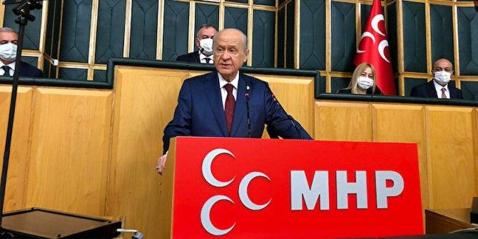 MHP Genel Başkanı Devlet Bahçeli: Türkiye'de Kürt sorunu yoktur