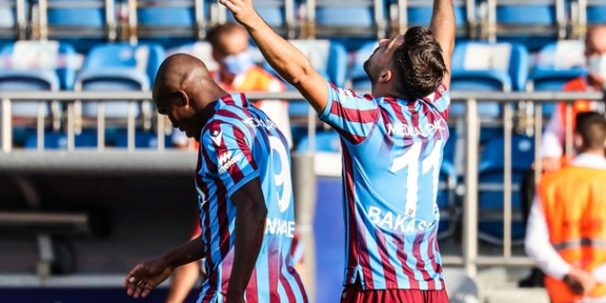 Trabzonspor'u yabancıları sırtlıyor
