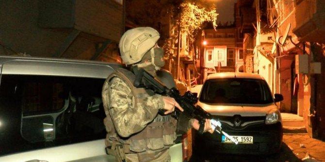 İstanbul'da operasyon: Çok sayıda gözaltı var!