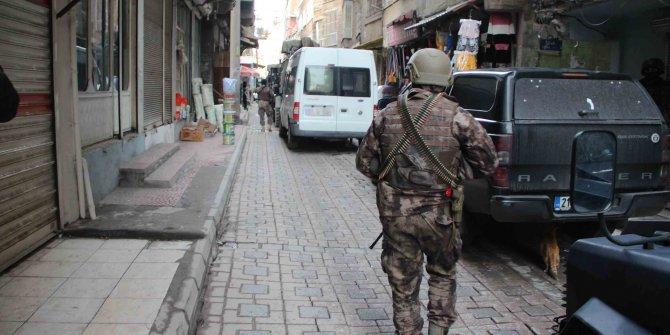 PKK'nın saldırı hazırlığındaki bombacısı yakalandı