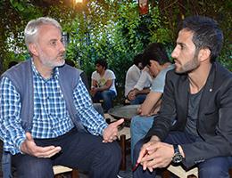 Türkiye'deki yabancı öğrenciler 'ümmet sofrasında' buluşuyor