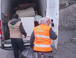 Suriyeli Aile Sahipsiz Kalmadı