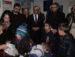 Türkmen Çocuklara Moral