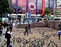Çankaya Türkiye'nin en kalabalık ilçesi