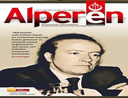 ALPERENLER DERGİSİ'NİN SON SAYISI ÇIKTI