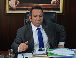 Spor Alanında Ankara Standartlarının Üzerinde Bir İlçe Olacağız