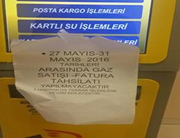 BAŞKENTGAZ'DAN VATANDAŞA GAZ ÇİLESİ