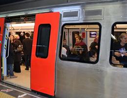 Metroda Kadınlara Özel Vagon