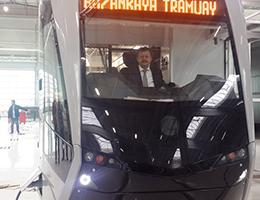 TÜRKİYE'DE İLK YERLİ TASARIM ANKARA'DA BAŞLADI