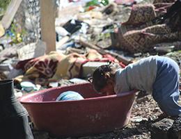 Zenginlik içinde yoksulluk!