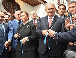 Başbakan Hamamönü'nde