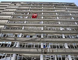 Ankara Emniyet Binası Onarılmayıp Yıkılacak Aynı Yere Yenisi Yapılacak