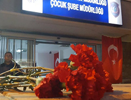 Ankaralılar Polisin Yanında