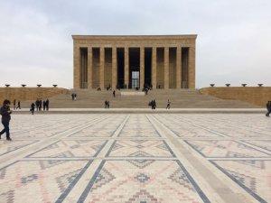 Anıtkabir'e MESCİT TALEBİ