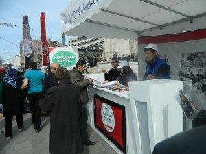 AFAD'dan Ankara'ya bilgilendirme standları