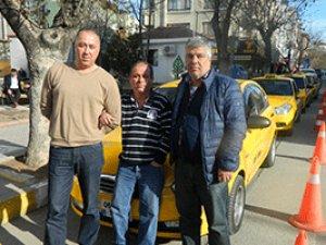 Başkentli Taksiciler ZAMDAN MEMNUN