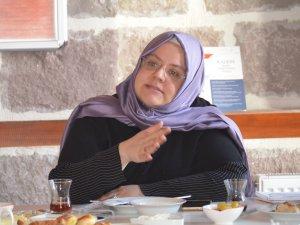 Kadem Ankara'dan 'medya çalıştayı'