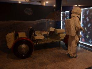 Mamak'tan uzaya yolculuk başlıyor