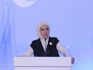 Emine Erdoğan 15 Temmuz gazileriyle  iftardabuluştu