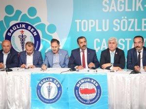Toplu sözleşme çalıştayı Ankara'da yapıldı