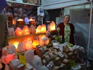 Tiroid hastası olunca doğal tuz satmaya başladı