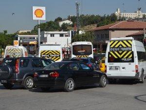 Ankara'nın trafik çilesi özel araçlar