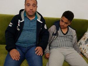 Engelli babadan yardım ve iş talebi