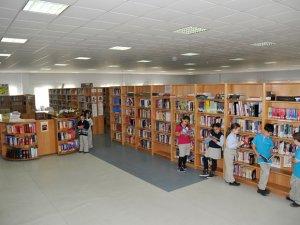 Ankara'nın okul ve kütüphane sayıları ne?
