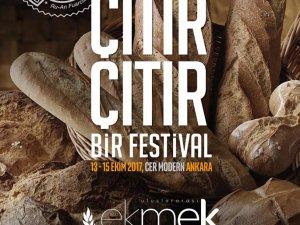 15 Ülke Ekmek Festivali'nde buluşacak