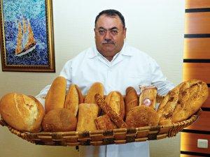 """""""Tam buğday ekmeğinin içinde 7 ayrı vitamin bulunuyor"""""""