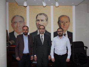 MHP Ankara İl Başkanı Baştuğ'dan ilk demeç
